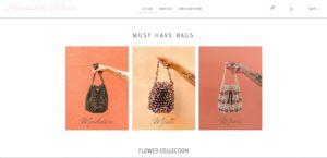 alexandra macie boutique en ligne camel design