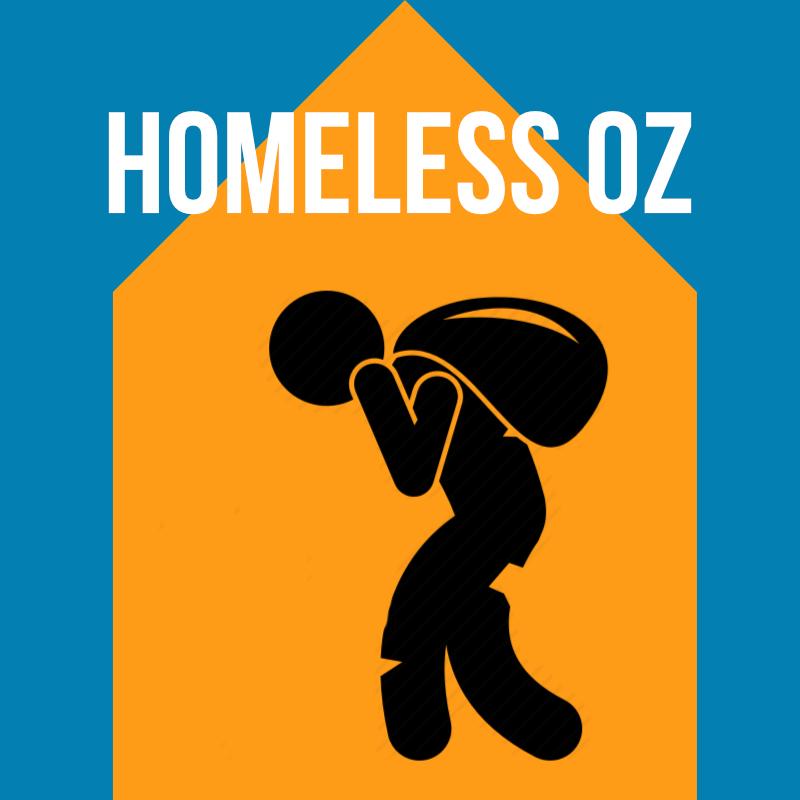 Homeless OZ logo