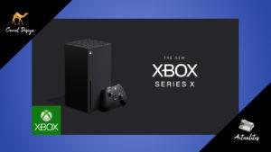 Nouvelle xbox serie x