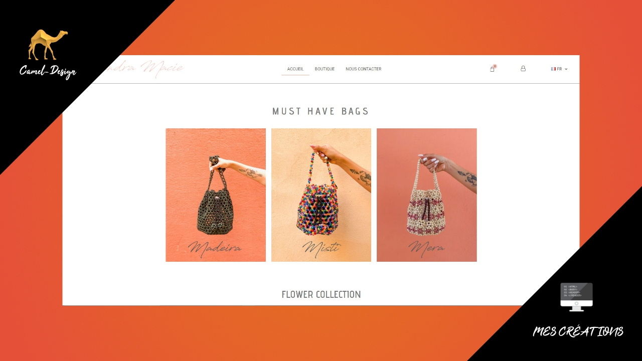 Alexandra Macie - boutique en ligne - miniature