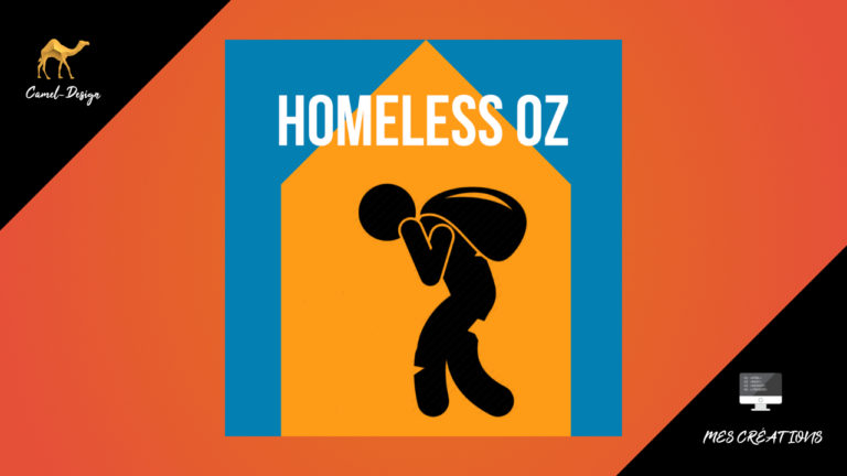 Homeless OZ logo miniature