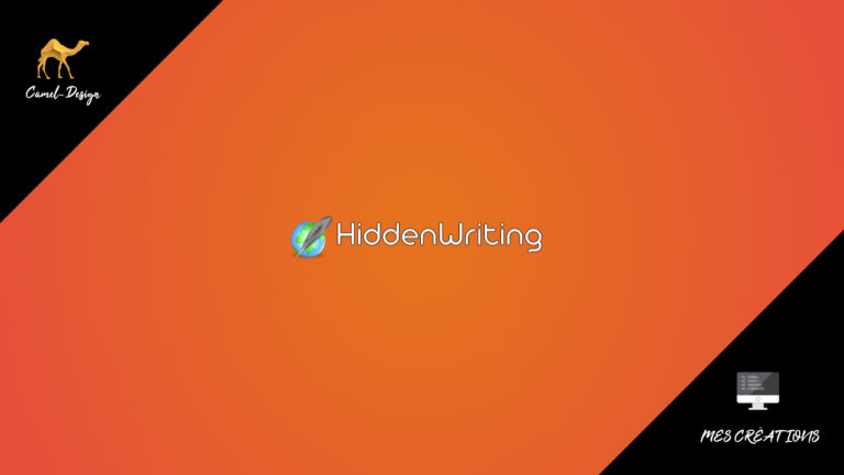 hiddenwriting logo miniature
