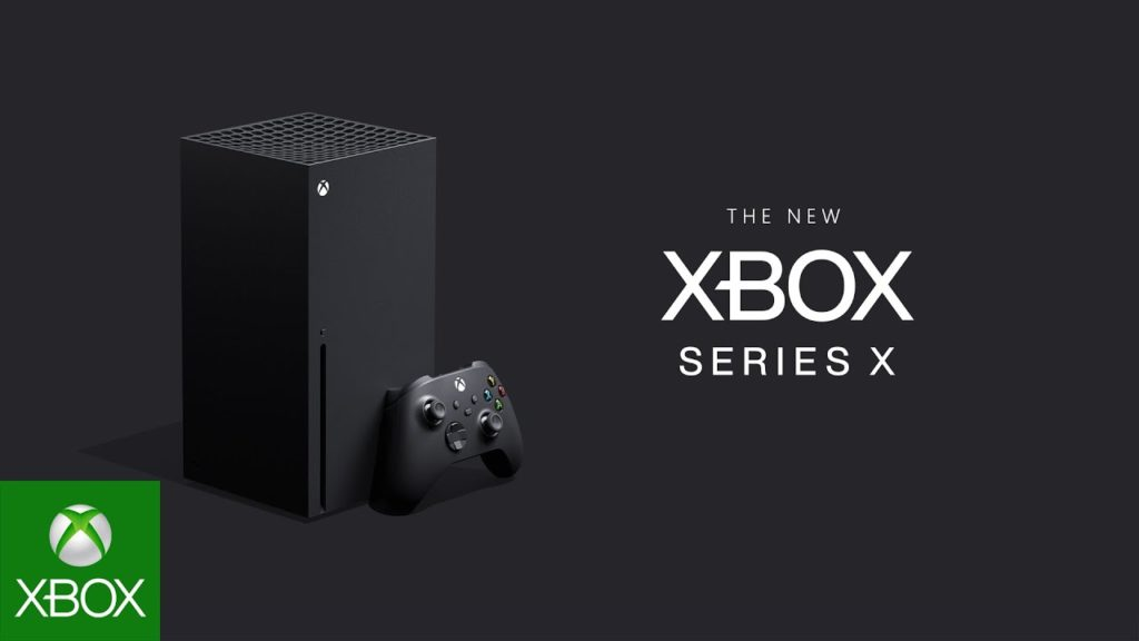 Nouvelle Xbox Series X