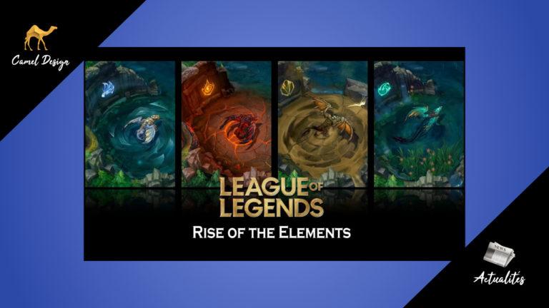 league of legends saison 10 nouveautés