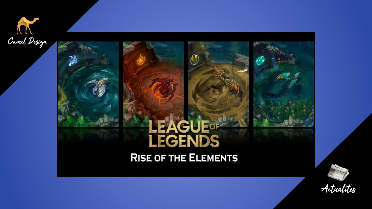 league of legends saison 10 nouveautés