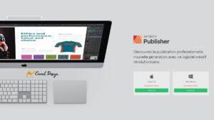 serif affinity publisher camel design - Camel Design