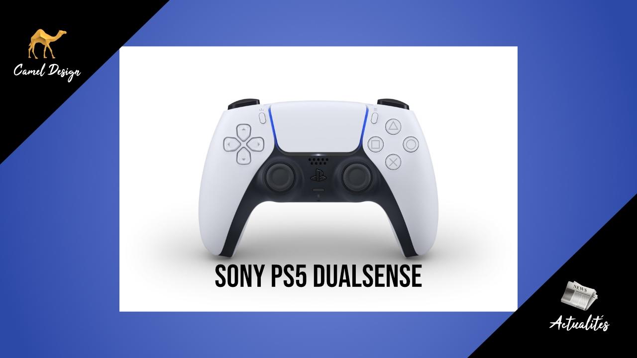 miniature manette sony dualsense PS5