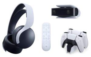 ps5 liste accessoires