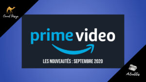 amazon prime video septembre 2020