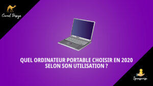 miniature ordinateur portable 2020 utilisation