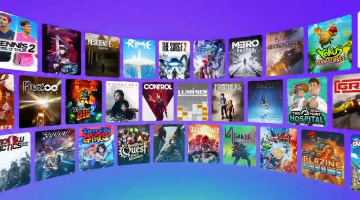 Amazon Luna : cloud gaming - jeux videos