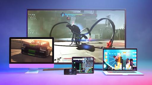 amazon luna cloud gaming peripheriques camel design