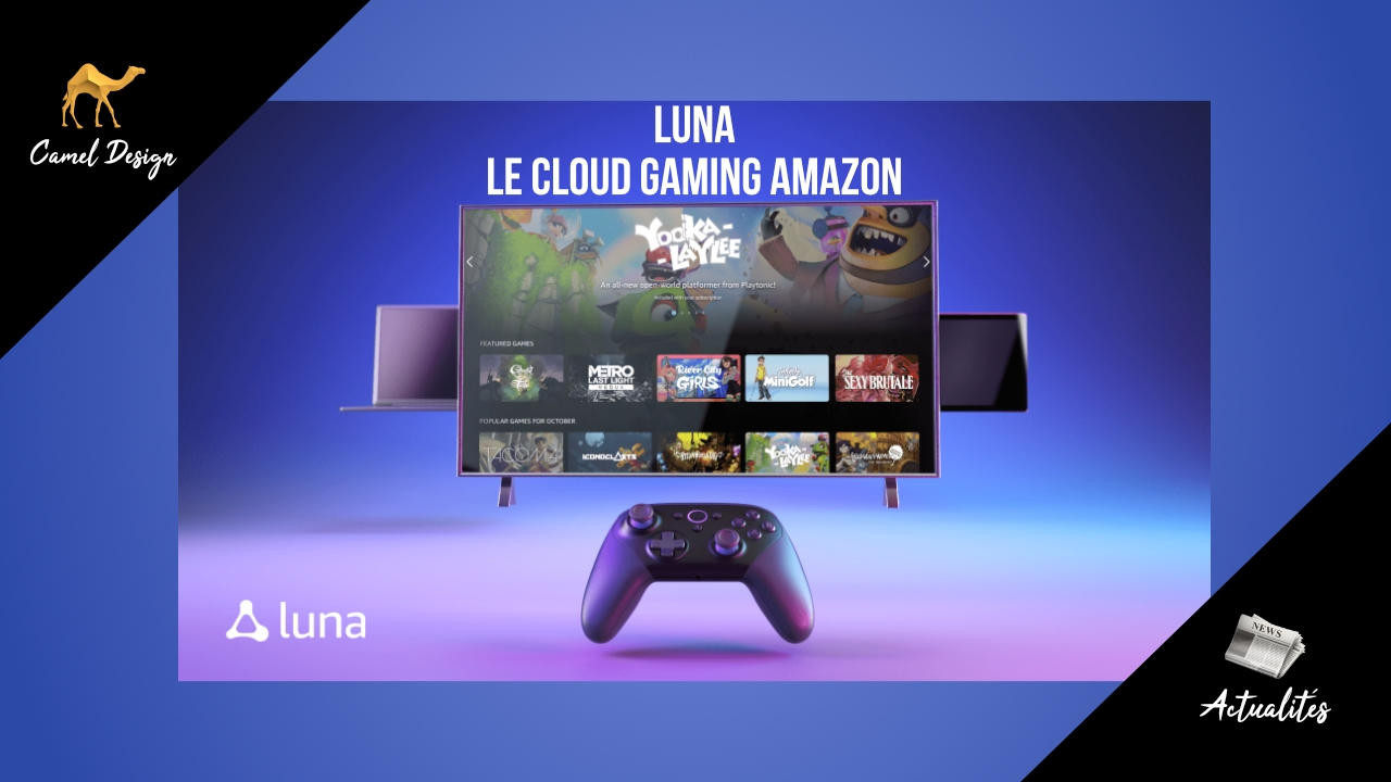 amazon luna cloud gaming camel design
