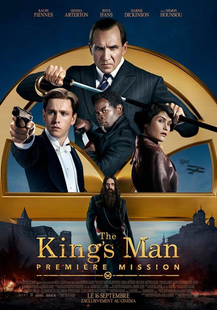 Kingsman : Première mission -  Jaquette