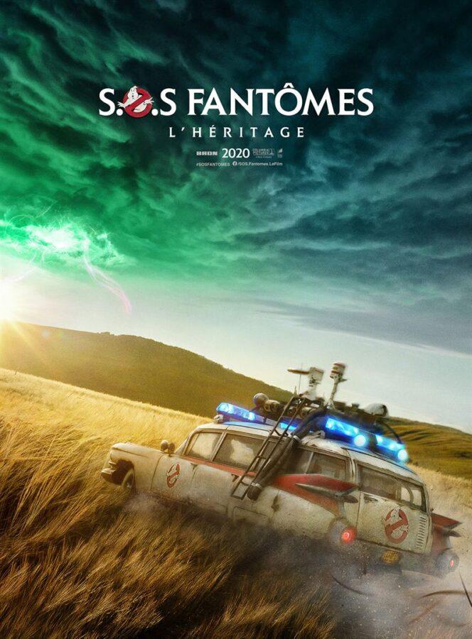 SOS Fantômes 3 : L'héritage - Jaquette