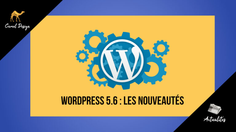 miniature wordpress 5.6 simone camel design