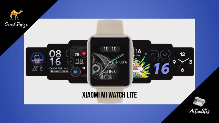 miniature xiaomi mi watch lite camel design