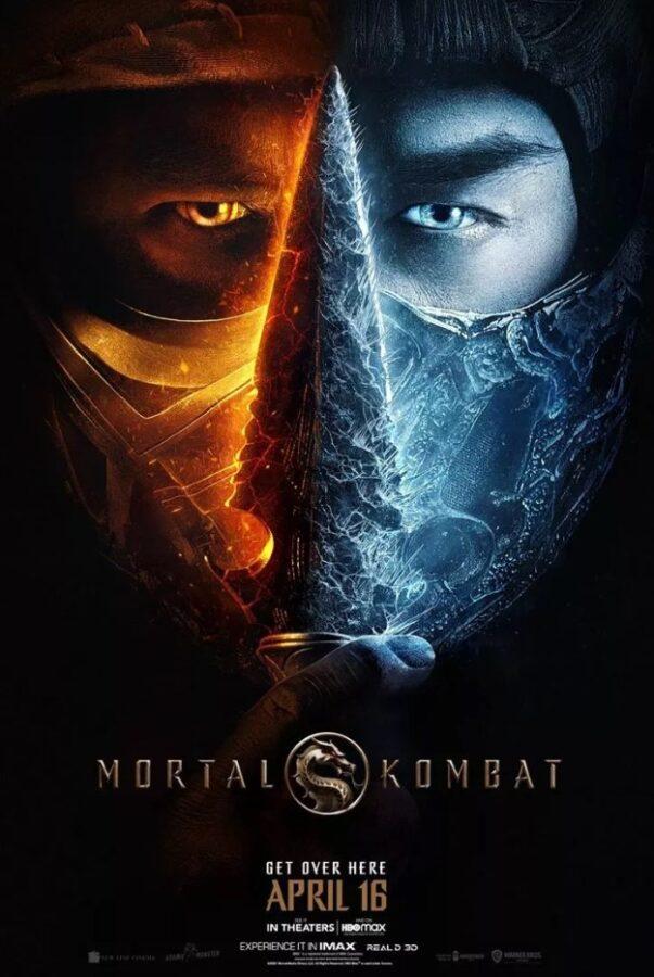 Mortal Kombat - Jaquette