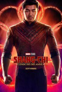 Shang Chi et la Legende des Dix Anneaux Affiche - Camel Design