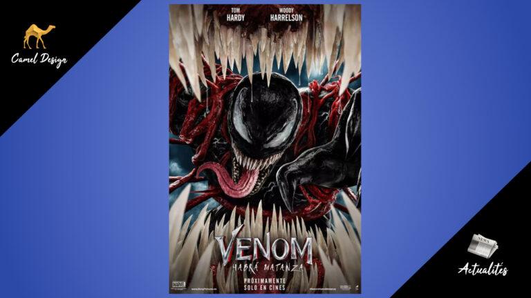 miniature venom 2 let there be carnage par camel design