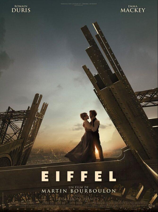 Eiffel - Jaquette par camel design