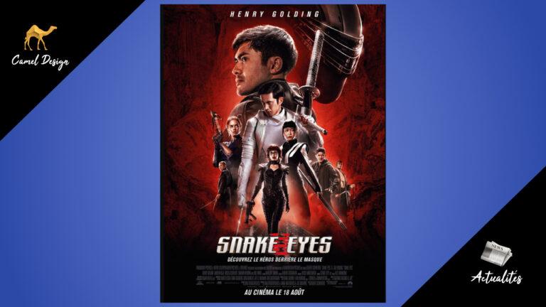 miniature bande annonce film - Snake eyes par camel design
